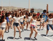 Flashmob Tikéame – El Campello