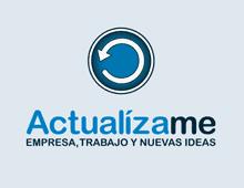 Actualízame – Empresa, trabajo y nuevas ideas