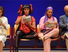 "Obra de teatro ""Gente contra corriente"" – Medusa Teatre"