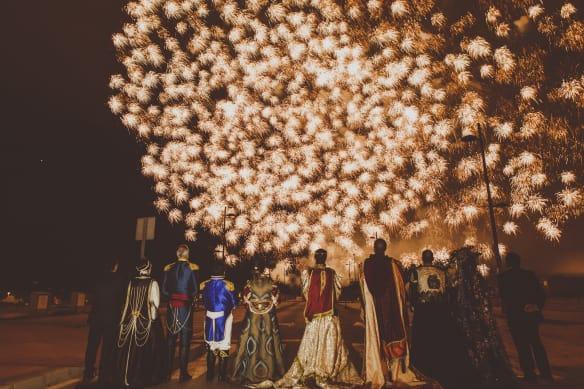 Producció Festes Moros i Cristians El Campello