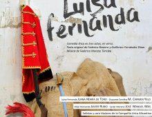 Resumen Zarzuela Luisa Fernanda
