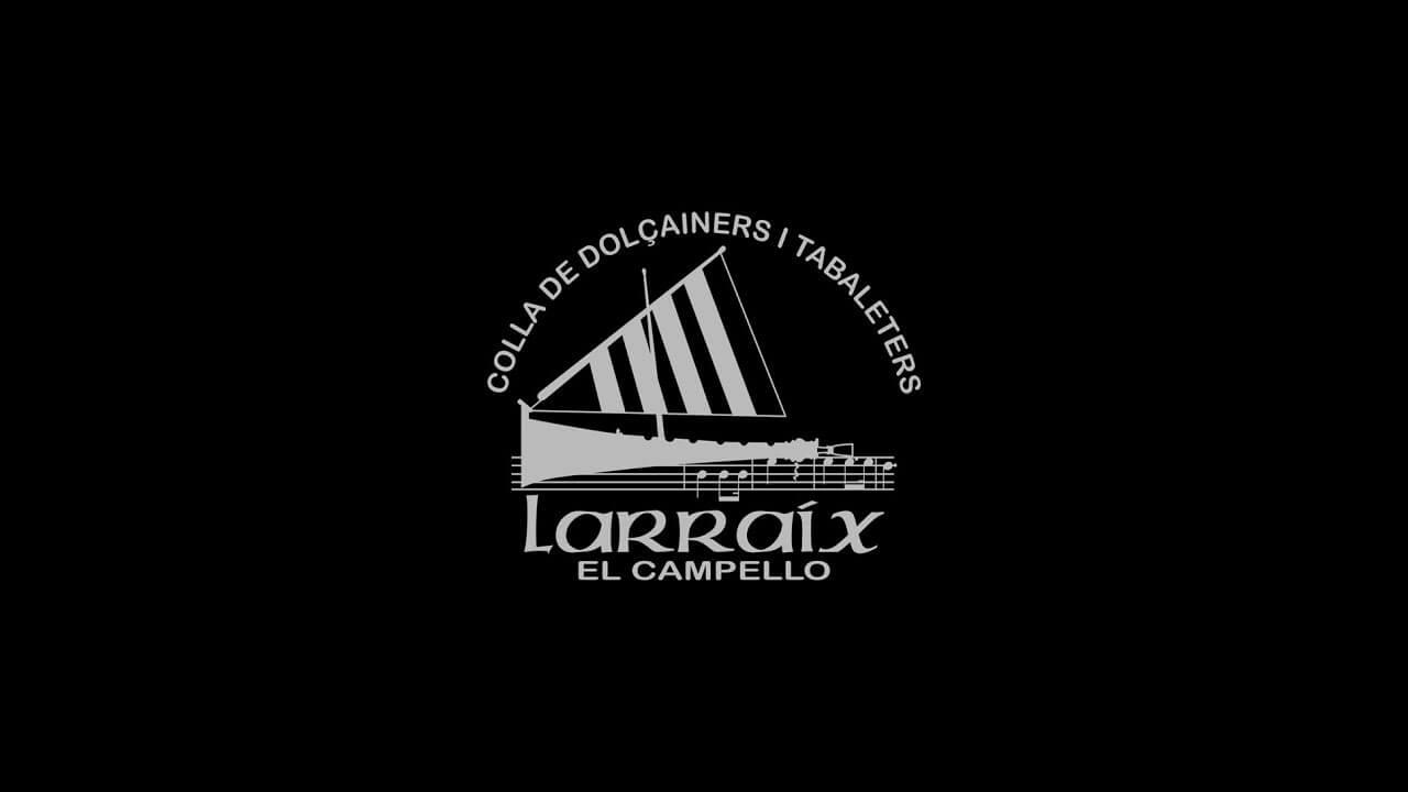 La productora audiovisual d'Alacant Producciones GDP va fer un vídeo presentació per al certamen on va guanyar la Colla Larraix del Campello.