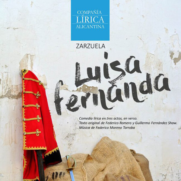 Vídeo DVD Zarzuela Luisa Fernanda