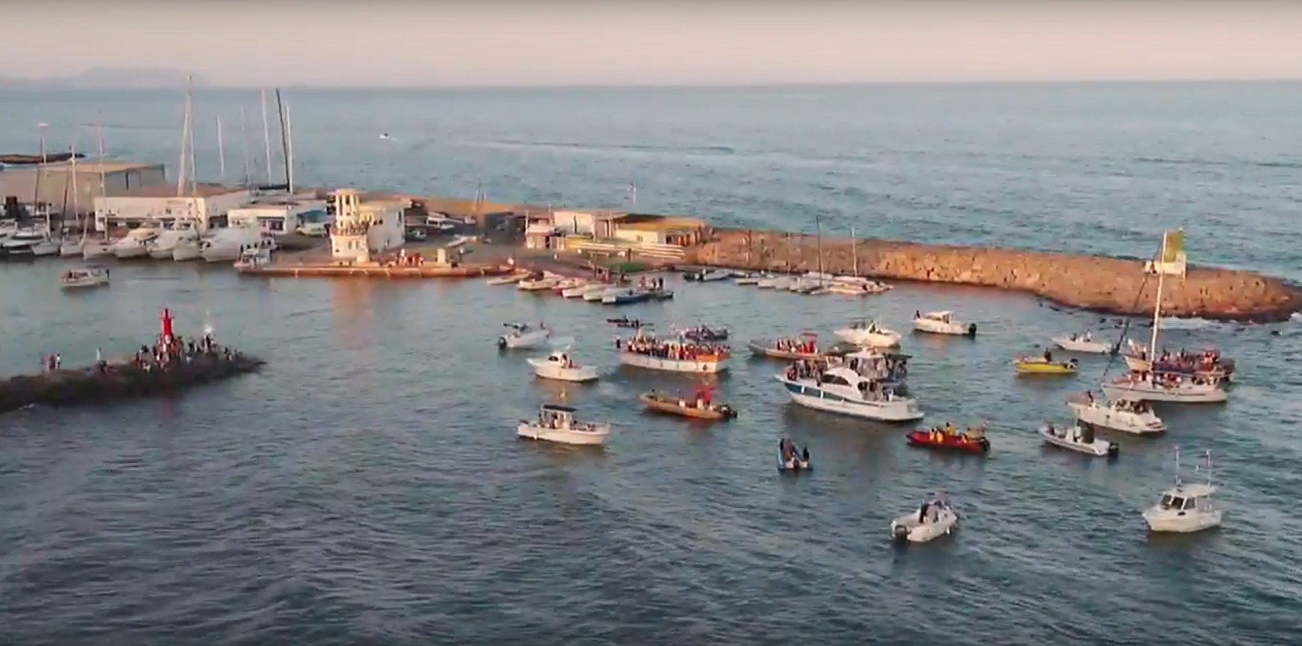 Emisión Streaming Virgen del Carmen El Campello 2018