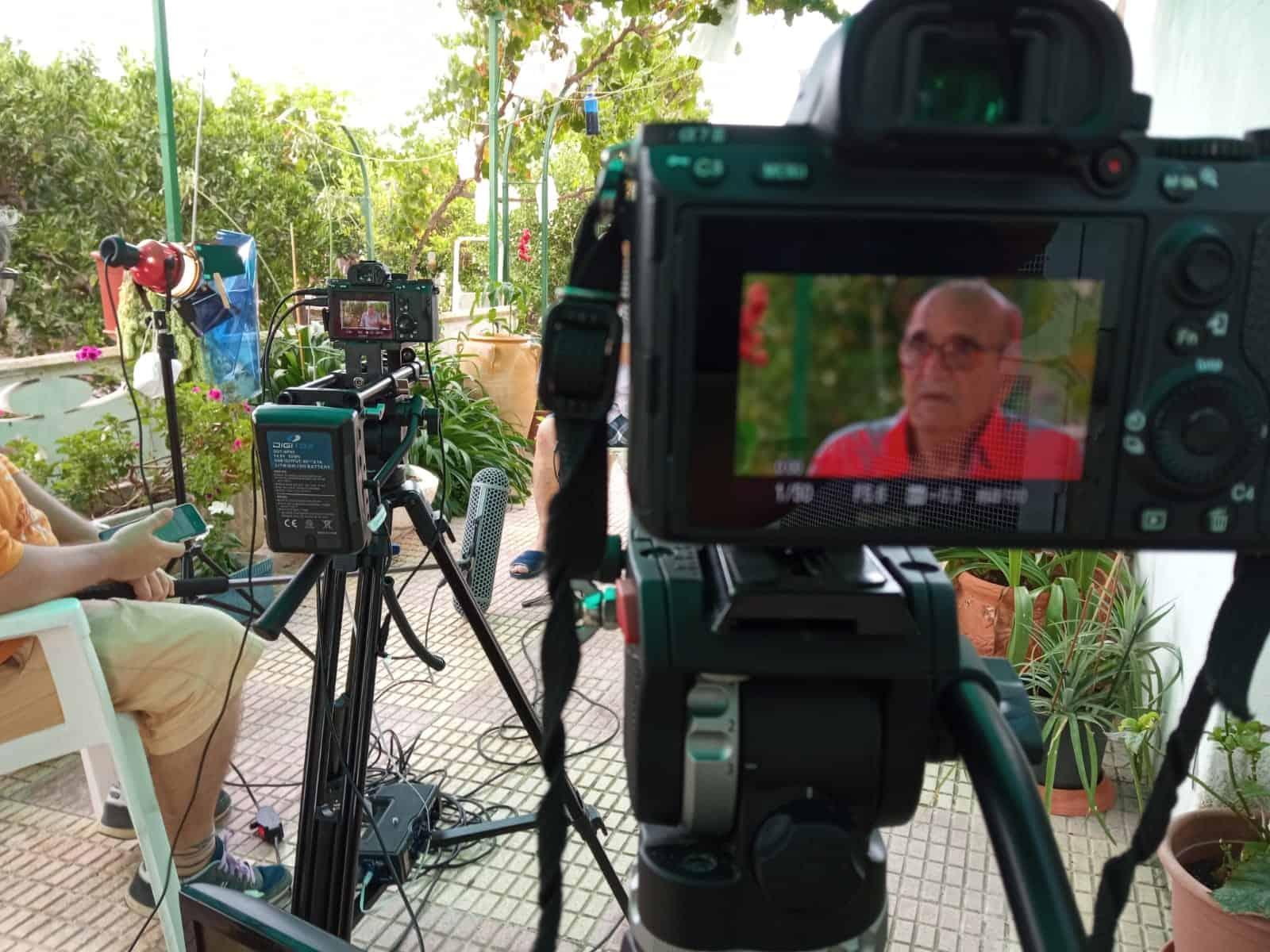 Grabación documental