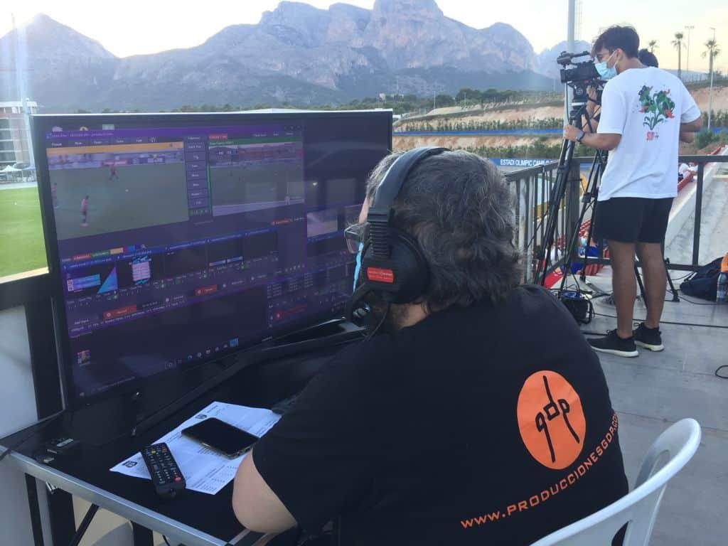 Streaming Alicante